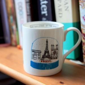 CỐC SỨ PARIS