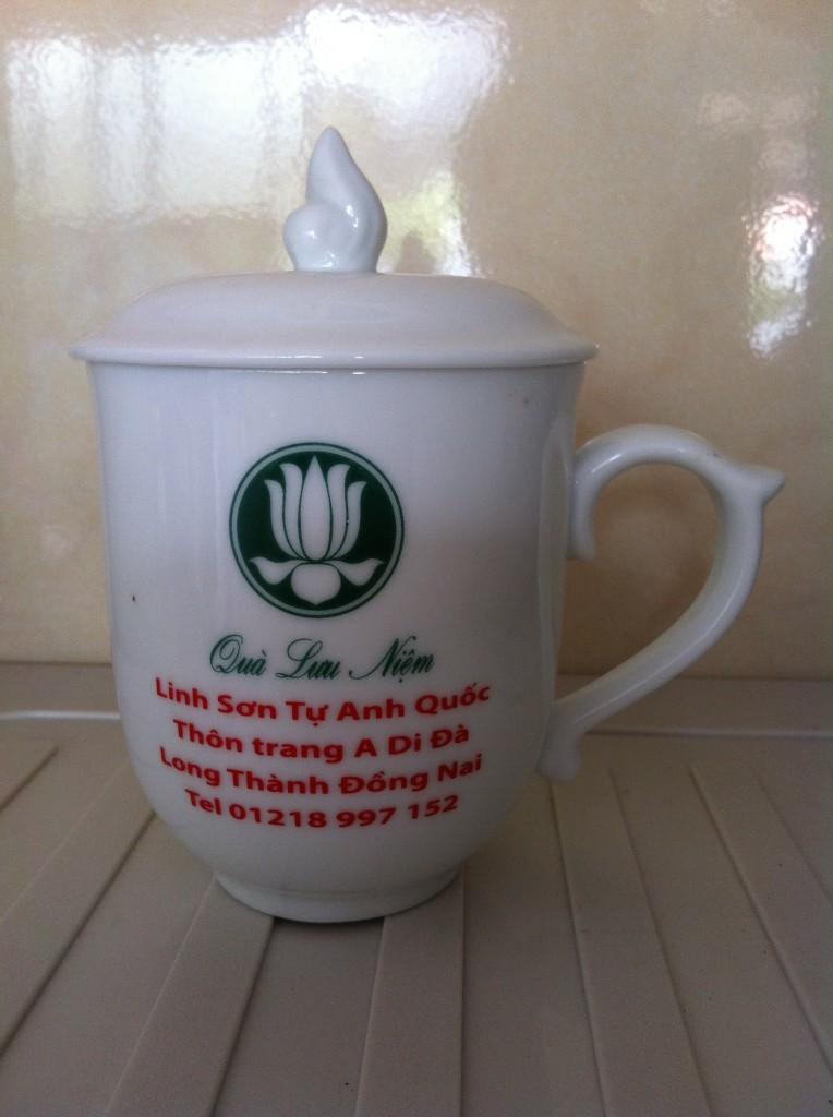 cốc in logo