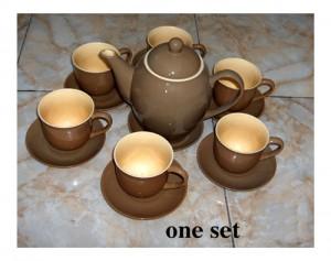 Bộ ấm chén cà phê