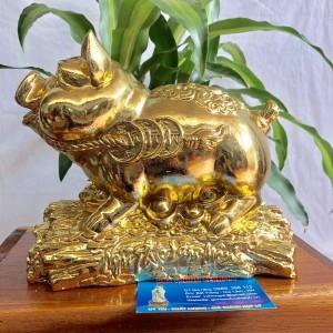 Heo dát vàng 2019- quà tết
